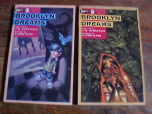 BROOKLYN DREAMS 2 VOLUMI ED. MAGIC PRESS 1994