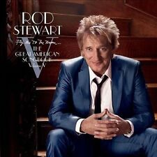Fly Me to the Moon: The Great American Songbook, Vol. 5 by Rod Stewart (CD, Oct-