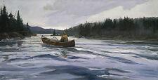 """Search for Oneself"" Luke Frazier Fine Art Giclee Print"