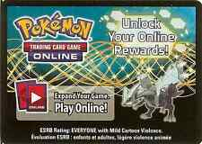POKEMON ONLINE CODE CARD FROM THE 2012 KYUREM EX TIN