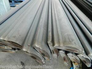barra ferro battuto corrimano per scale sagomato passamano scala 2 metri MP.CO40