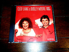 Cleo Laine & Dudley Moore - Smilin' Through 1982 RCA Vocal Piano Jazz CD EXC