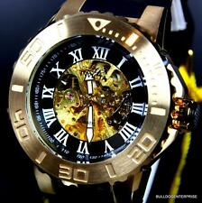 Invicta Pro Diver Master Of The Ocean 51mm Automatic Exhibition Gold Watch New