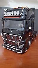 1/14 Tamiya Mercedes Actros Full Metal Animal Guard V5
