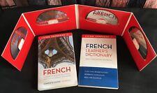 French - 4 Audio Cds, Digital Audio, Dictionary, Coursebook, Living Language
