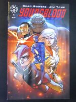 Image Comics: YOUNGBLOOD #1 MAY 2017 # 30G21