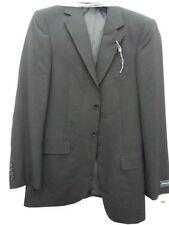 Polyester No Pattern Regular Long Suits & Tailoring for Men