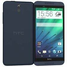 HTC Desire 610 LTE 4G Gps Wifi 8MP Cámara Color Negro Desbloqueado Teléfono inteligente UK