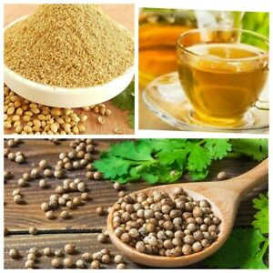 Whole Coriander Seeds 100g Organic Pure Natural Top Quality Ingredient, Type A