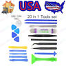 20 in 1 Repair Opening Pry Spudger Screwdrivers Tool Kit Set for Mobile device T