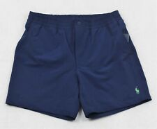 Polo Ralph Lauren Swim Trunks Brief Stretch Swimming Shorts Zipper Fly S NWT