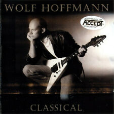 Wolf Hoffmann - Classical ( AUDIO CD in JEWEL CASE )