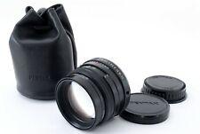 【Near Mint】PENTAX FA 77mm F1.8 Limited Lens BLACK from Japan 397172