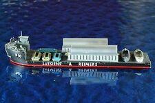 P 10 mit Decksladung  Hersteller BV S 1 ,1:1250 Schiffsmodell