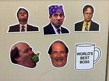 The Office Magnet Prison Mike Dwight Schrute Kevin Best Boss Dunder Mifflin Car