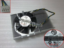 NEW Zotac 9400GT GT210 GT520 graphics card fan heatsink PLD05010S12M 4-Pin