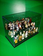 Lego Minifigures Series (1-17) Collectors #1 Stackable Multi-level Display Case!