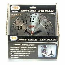 Iit 89870 Shop Clock - Saw Blade