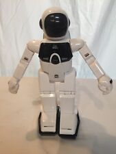 "Silverlit Maxibot Max 1 GX 386 Programmable Remote Vintage White 12"" Robot"