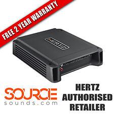 Hertz HCP1D 1 Channel Monoblock Amplifier - FREE TWO YEAR WARRANTY
