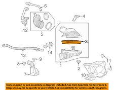 Chevrolet GM OEM 2016 Camaro Engine-Air Cleaner Filter Element 23323508