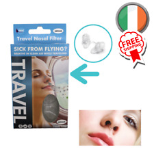 Nasal Filter for Travel - Helps Block Particles - Travel Essential