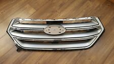 2015 2016 2017 2018 FORD EDGE FRONT UPPER GRILLE Chrome
