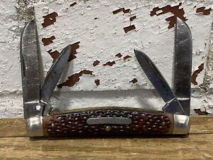 "Vintage Camillus New York U.S.A. ""Congress"" Pocket Knife No.91"