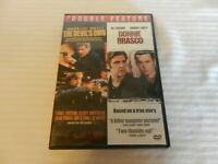 Donnie Brasco / The Devils Own (DVD, 2009, 2-Disc Set) Harrison Ford, Al Pacino