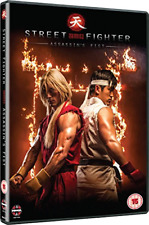 Street Fighter: Assassin's Fist (DVD) (2014) Mike Moh