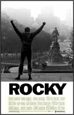"Rocky (11"" x 17"") Movie Collector's Poster Print - B2G1F"