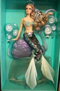 2012 Gold Label *The Mermaid *Barbie Doll *NRFB