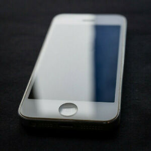 Apple iPhone 5 - 16GB - White & Silver (Unlocked) A1428 (GSM) (CA)