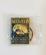 Anime Sanji Dead Or Alive Keychain Lootaku Collectible New