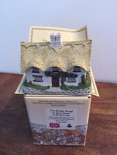 """David WInter """"Dower House"""" 1982 -- 2 1/4""""H  English Structure New in Box"""