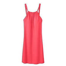 NWOT Athleta Kokomo Dress, Watermelon SIZE L                      #739779 V89