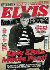 VINTAGE ROCK PRESENTS - ELVIS AT THE MOVIES (NEW)*Post included to UK/EU/USA