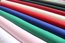 100% Baumwolle Stoff - Fein Gewebe Höchste Qualität - Breite 112 CM
