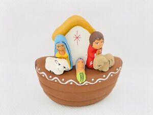 Nativity Set In Ark.