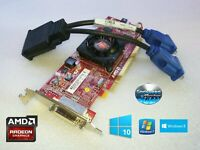 1GB Dell Optiplex SFF 780 790 960 980 990 3010 3020 Dual Monitor VGA Video Card