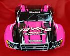 Traxxas 1/10 Slash Pink Limited Edition Body 4wd 2wd 4x4 SCT VXL XL5 Shell