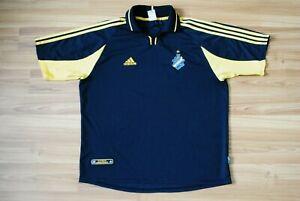 AIK FOTBOLL SWEDEN HOME FOOTBALL SHIRT 2000-2001 JERSEY VINTAGE ADIDAS SIZE XL