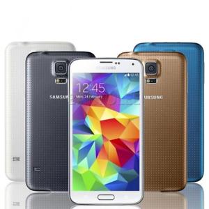 Original Samsung Galaxy S5 SM-G900V 16GB Verizon Factory Unlocked Smartphone