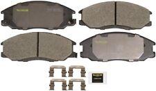 Disc Brake Pad Set-Total Solution Semi-Metallic Brake Pads Front Monroe DX955