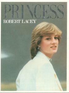 Princess by Robert Lacy, Diana British Royal Family, 1982 UK Historic Collectors