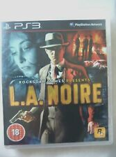 70005 L.A. Noire-Sony PS3 Playstation 3 bles 00933 (2011)