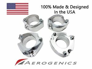 "1"" Lift Spacers for 2002-2006 Honda CR-V RD4 Front & Rear Set. Made in USA."