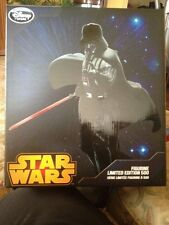 New Disney Store Star Wars Darth Vader Limited Edition Figure LE 500 Statue