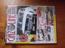 $$µ Revue Gazoline N°226 Renault 12  Fiat 1100/103  Mercedes-Benz 600  Honda S80