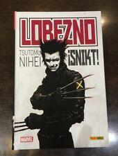 Lobezno -  ¡Snikt! Tsutomu Nihei MARVEL Panini comics